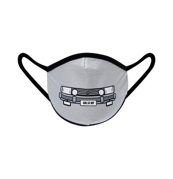81069_Mascara-de-Protecao-GT-80-Vintage-Kit-5-Pecas-Unissex-Gol-Volkswagen-Cinza