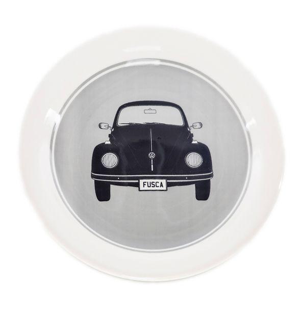 81009_Kit-2-Pratos-Oficina-de-Classicos-Fusca-Volkswagen-Cinza