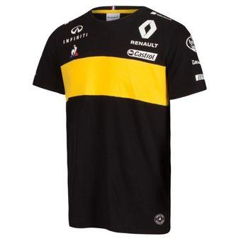 7711786006_Camiseta-Oficial-Equipe-2018-Masculina-F1-Renault-Preto