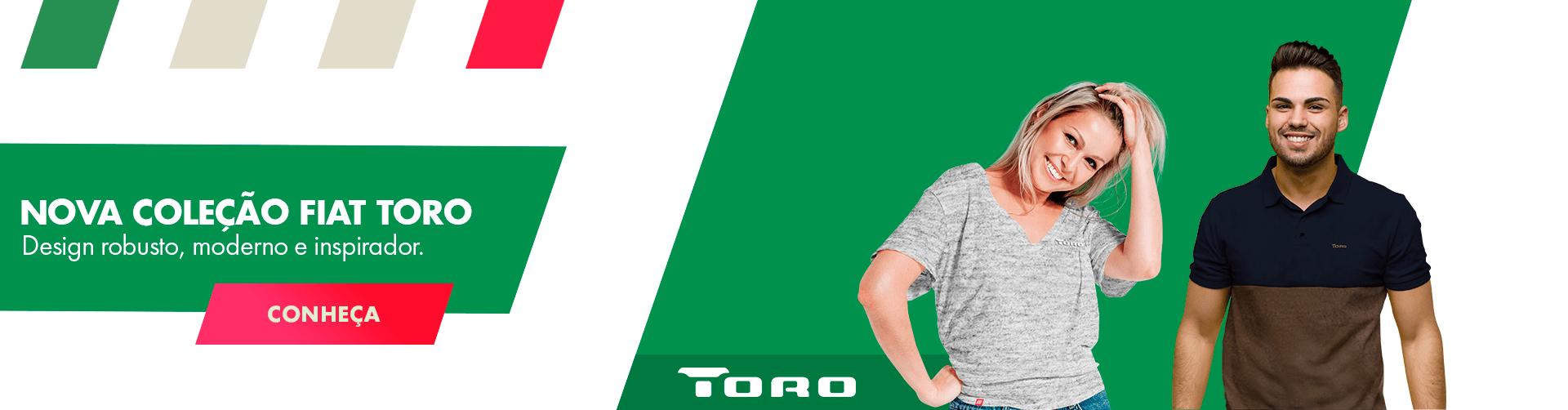 Lançamento Toro
