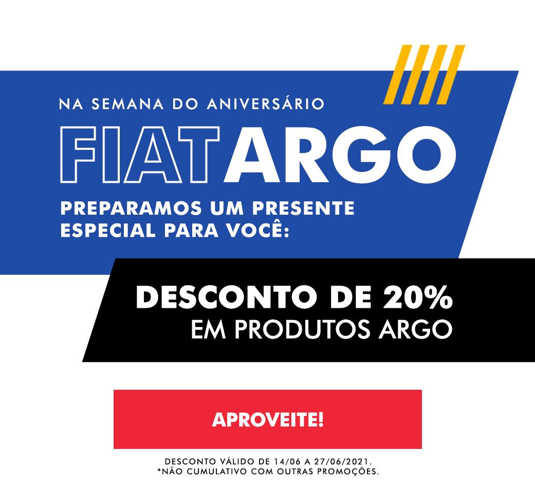 Aniversário Argo