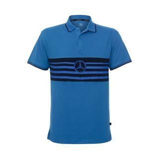 40880-252_Camisa-Polo-Grid-Stripes-Masculina-Mercedes-Benz-Azul