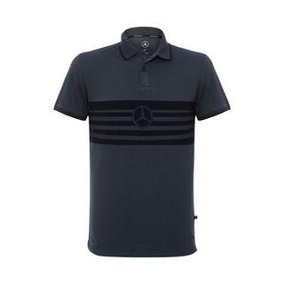 40880-141_Camisa-Polo-Grid-Stripes-Masculina-Mercedes-Benz