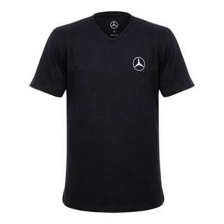 40879-075_Camiseta-Silver-Star-V-Neck-Masculina-Mercedes-Benz-TR-Preto